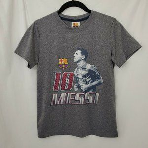 Official FCB FC BARCELONA Messi #10 Soccer Jersey